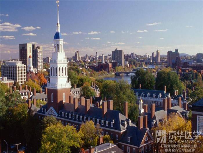 美国名校之哈佛大学