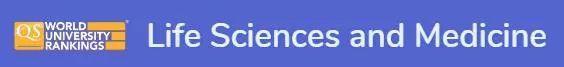 2018QS世界大学生命科学和医学专业综合排名
